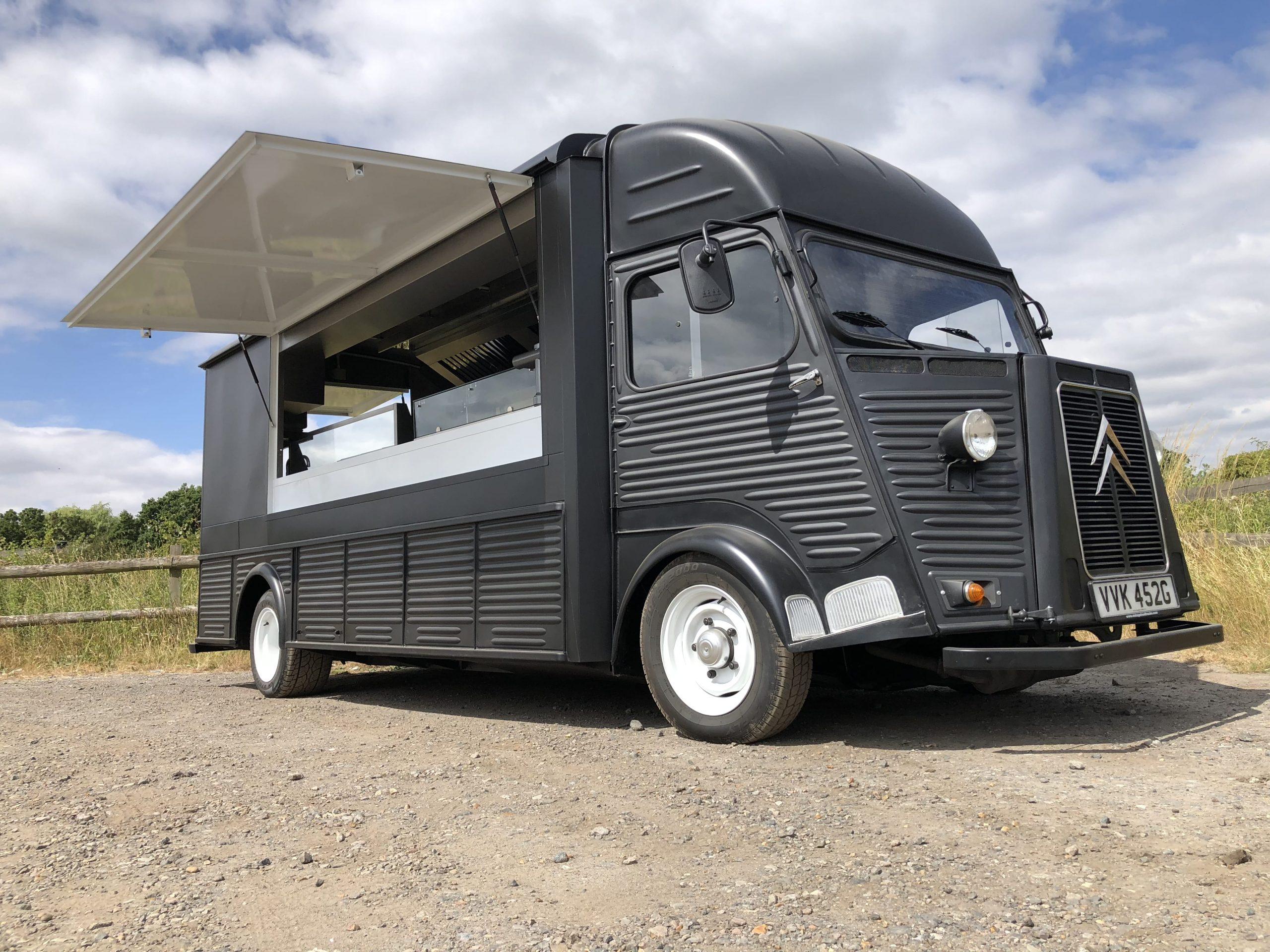 vintage food-truck
