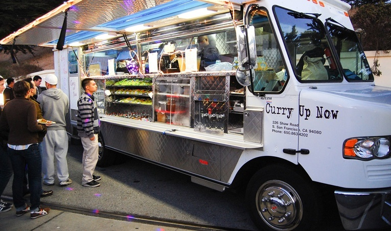 Restomov food truck
